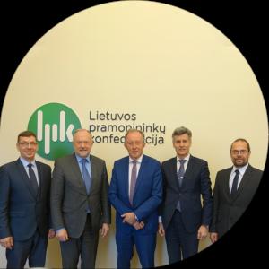 Lietuvos Pramoninku konfederacija